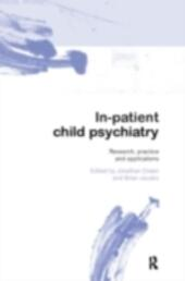In-patient Child Psychiatry