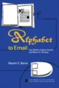 Ebook in inglese Alphabet to Email Baron, Naomi S.