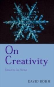 Ebook in inglese On Creativity Bohm, David