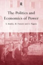 Politics and Economics of Power