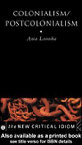 Ebook in inglese Colonialism/Postcolonialism Loomba, Ania