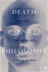 Foto Cover di Death and Philosophy, Ebook inglese di  edito da Taylor and Francis