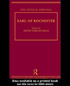 Ebook in inglese Earl of Rochester