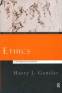 Ebook in inglese Ethics Gensler, Harry J.