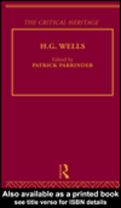 Ebook in inglese H.G. Wells
