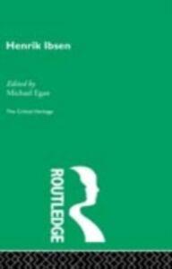 Ebook in inglese Henrik Ibsen