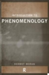 Ebook in inglese Introduction to Phenomenology Moran, Dermot