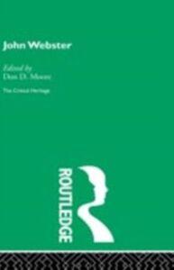 Ebook in inglese John Webster -, -