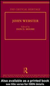 Ebook in inglese John Webster