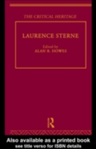 Ebook in inglese Laurence Sterne -, -