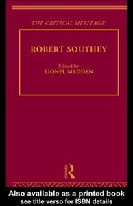 Ebook in inglese Robert Southey -, -