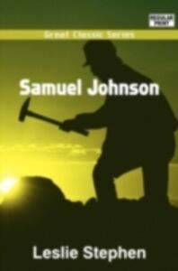 Foto Cover di Samuel Johnson, Ebook inglese di  edito da Taylor and Francis