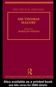 Ebook in inglese Sir Thomas Malory -, -