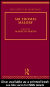 Ebook in inglese Sir Thomas Malory