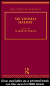 Sir Thomas Malory