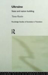 Ebook in inglese Ukraine Kuzio, Taras