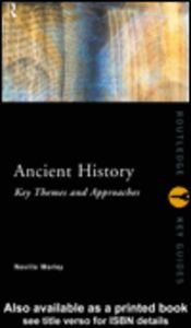Ebook in inglese Ancient History Morley, Neville