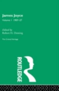 Ebook in inglese James Joyce. Volume I: 1907-27 -, -