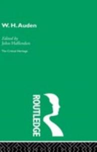 Ebook in inglese W.H. Auden -, -
