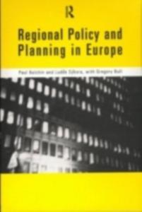 Ebook in inglese Regional Policy and Planning in Europe Balchin, Paul , Bull, Gregory , Sykora, Ludek