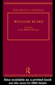Ebook in inglese William Blake -, -
