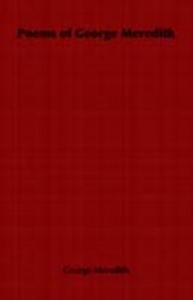 Ebook in inglese George Meredith -, -