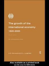 Growth of the International Economy 1820-2000