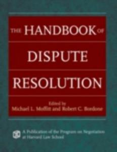 Ebook in inglese Handbook of Dispute Resolution -, -