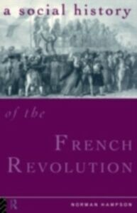 Ebook in inglese Social History of the French Revolution Hampson, Norman