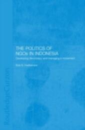 Politics of NGOs in Indonesia