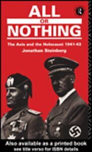 Ebook in inglese All or Nothing Steinberg, Jonathan