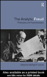 Ebook in inglese Analytic Freud