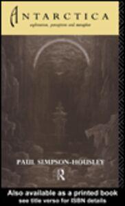 Ebook in inglese Antarctica Simpson-Housley, Paul