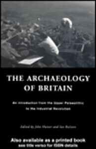 Ebook in inglese The Archaeology of Britain