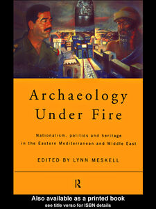 Ebook in inglese Archaeology Under Fire
