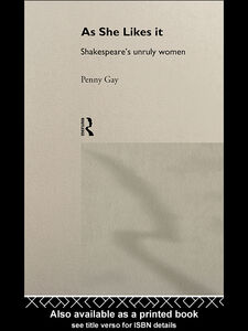 Ebook in inglese As She Likes It Gay, Penny
