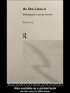 Foto Cover di As She Likes It, Ebook inglese di Penny Gay, edito da