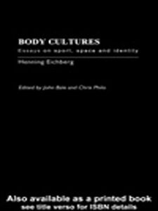 Ebook in inglese Body Cultures