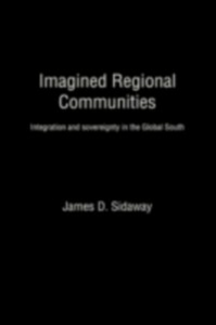 Ebook in inglese Imagined Regional Communities Sidaway, James D.