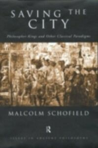 Ebook in inglese Saving the City Schofield, Malcolm