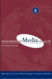Foto Cover di International Media Research, Ebook inglese di AA.VV edito da Taylor and Francis