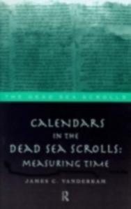 Ebook in inglese Calendars in the Dead Sea Scrolls VanderKam, James C.