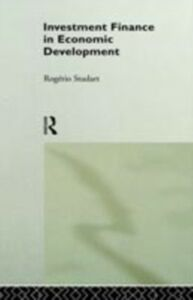 Ebook in inglese Investment Finance in Economic Development Studart, Rogerio