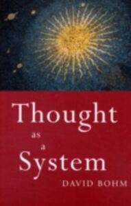 Ebook in inglese Thought As A System -, -