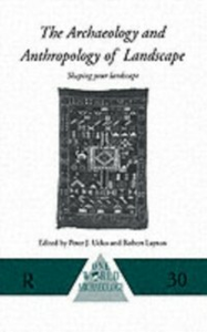 Ebook in inglese Archaeology and Anthropology of Landscape -, -