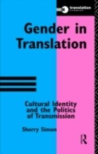 Ebook in inglese Gender in Translation Simon, Sherry