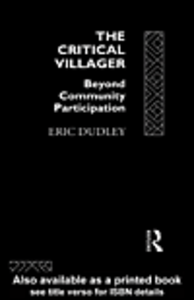 Ebook in inglese The Critical Villager Dudley, Eric