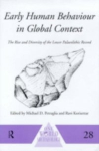 Ebook in inglese Early Human Behaviour in Global Context -, -