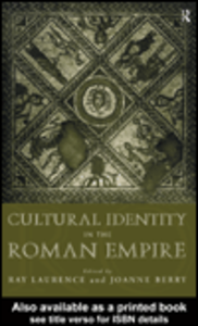 Ebook in inglese Cultural Identity in the Roman Empire