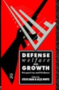 Ebook in inglese Defense, Welfare and Growth -, -